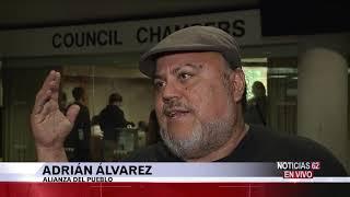 Residentes protestas por rentas en Downey – Noticias 62 - Thumbnail
