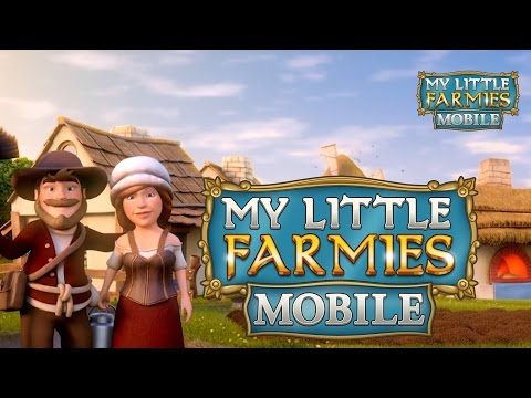 My Little Farmies mobile (video)
