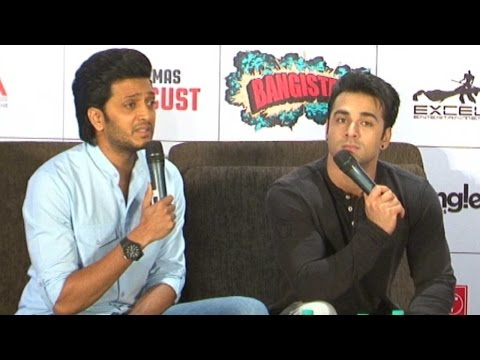 Riteish Deshmukh And Pulkit Samrat's Hilarious Com