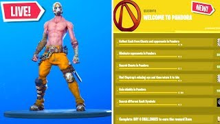 *NEW* FORTNITE FREE BORDERLANDS EVENT RIGHT NOW! SKINS, REWARDS, ITEMS (Fortnite: Battle Royale)