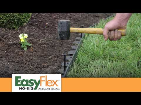 EasyFlex No-Dig Edging - Improvements Catalog (видео)