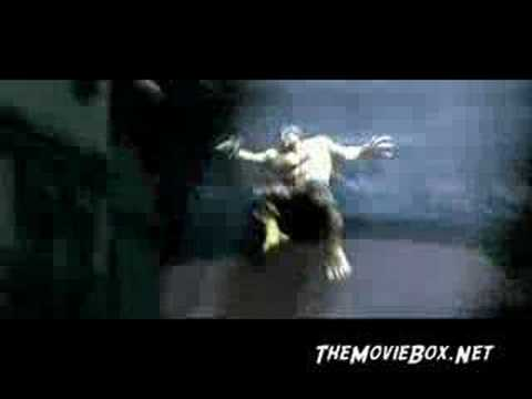 The Incredible Hulk TV Spot 1