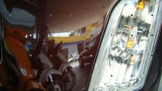 6. Vespa GTV 300 ie TEST RIDE AT Benz Amorn.wmv