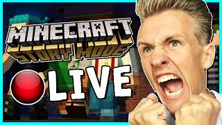 • PREPPING FOR MINECRAFT STORY MODE 2!   MINECRAFT STORY MODE!   EPISODE 1
