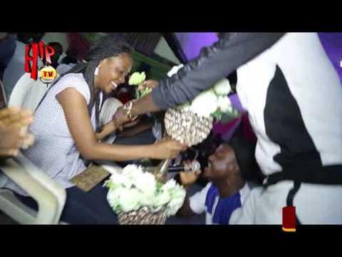 AKPORORO GOES WILD DURING KPEACE'S PERFORMANCE (Nigerian Entertainment News)