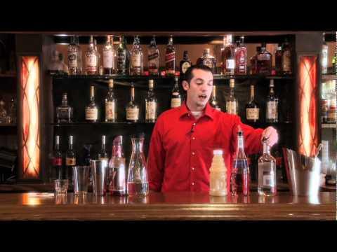 Cocktails: Signature Drinks- Video 1- Vodka