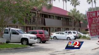 Man rapes, drugs woman, forcing her to work for him, officials saySubscribe to WESH on YouTube now for more: http://bit.ly/1dqr14jGet more Orlando news: http://wesh.com/Like us:http://facebook.com/wesh2newsFollow us: http://twitter.com/weshGoogle+: http://plus.google.com/+wesh