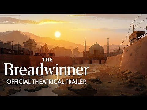 Theatrical Trailer for Animated The Breadwinner Set in