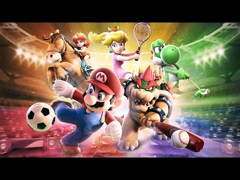 Mario Sports Superstars - 30 Minute US PREVIEW - Nintendo 3DS Stream