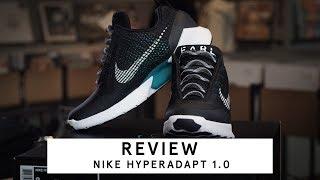 Nike HyperAdapt 1.0 | Review (German)