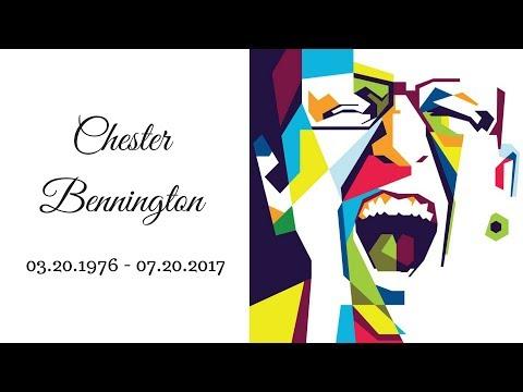Chester Bennington Part 2 Tributes Compilation (Celeb/Musicians)