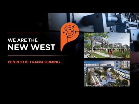 Penrith Mayor on building New West