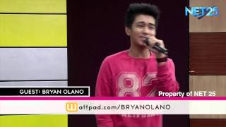 Download Lagu BRYAN OLANO NET25 LETTERS AND MUSIC Guesting Part 1 Mp3