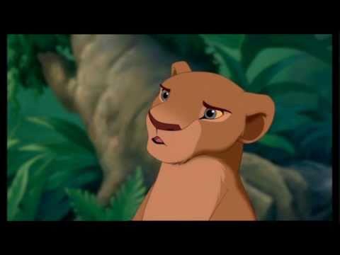 Simba and Nala's Reunion - The Lion King fandub