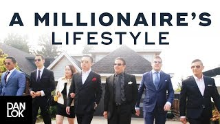 A Millionaire's Lifestyle - Dan Lok Celebrating With His Top Mentees