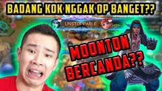 Video BADANG HERO BARU TP GAK GITU OP?? MOONTON BERCANDA?? MP3, 3GP, MP4, WEBM, AVI, FLV Januari 2019