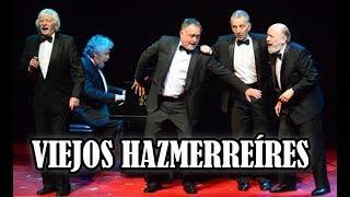 ¡Conseguilo aquí!· http://articulo.mercadolibre.com.ar/MLA-665542313-viejos-hazmerreires-dvd-les-luthiers-_JMLes Luthiers es un grupo argentino de humor que utiliza la música como un elemento fundamental de sus actuaciones. ¡No olvides suscribirte!·FACEBOOK: http://on.fb.me/1V10mp2·TWITTER: http://bit.ly/1V0CSez