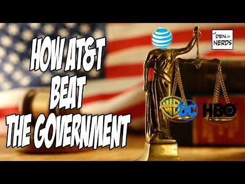 AT&T Time Warner Merger Approved | How AT&T Beat the Justice Department