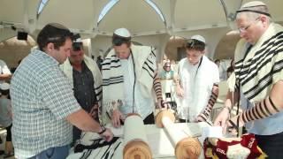 Jonah Forman Bar Mitzvah Highlights