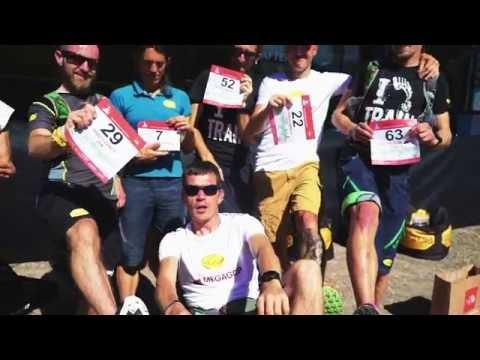 Trailrunning Team Vibram®  @ Lavaredo Utra Trail 2016