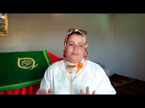 نوال برهوم تشرح سبب إحتضانها لموسوم الولي الصالح سيدي محمد بن أحمد