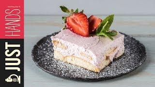 Strawberry Tiramisu | Akis Kitchen by Akis Kitchen
