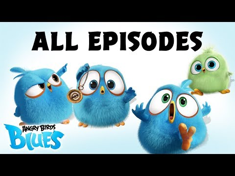 Angry Birds Blues | All Episodes Mashup - Special Compilation - Thời lượng: 1:15:03.