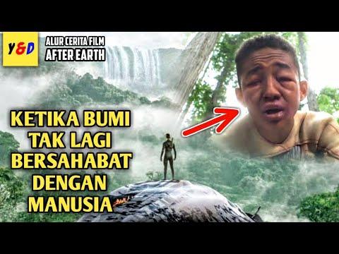 Kembali Ke Bumi Setelah Seribu Tahun Di Tinggal - ALUR CERITA FILM After Earth