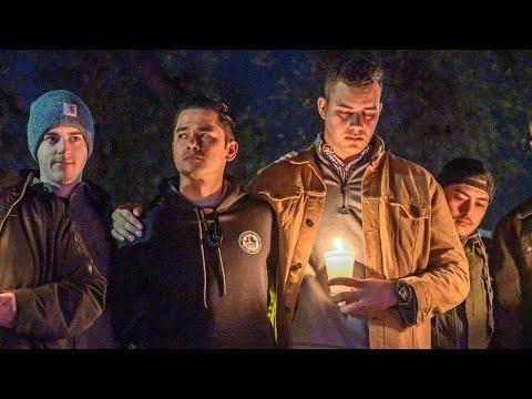 Cadets remember Natalie Corona at Davis vigil