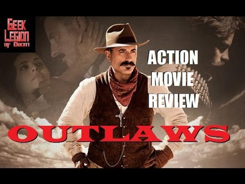 OUTLAWS ( 2017 Andy Garcia ) aka For Greater Glory: The True Story of Cristiada Action Movie Review