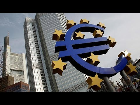 ΕΚΤ: Χαμηλώνει ελαφρά τον πήχη της ανάπτυξης για την επόμενη διετία…