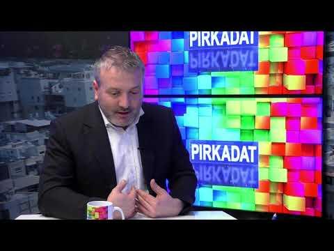 PIRKADAT Breuer Péterrel: Szabadai Viktor
