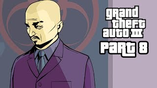 Grand Theft Auto 3 Gameplay Walkthrough Part 8 - GRAND THEFT AUTO (GTA 3)