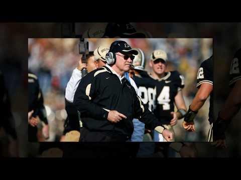 Legendary Purdue football coach Joe Tiller, 74, dies