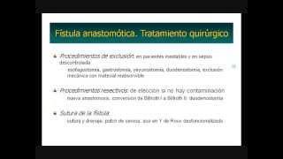 Umh0621 2012-13 Lec009 Complicaciones Postoperatorias En Los Carcinomas Esófago Gástricos