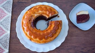How to Make Impossible Cake (Mexican Choco-Flan)
