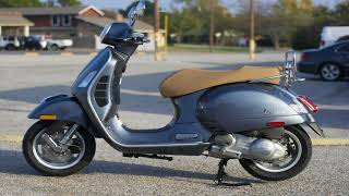 5. WOW AMAZING!!! 2018 Vespa GTS 300 GTS 300 Touring Engine and Price