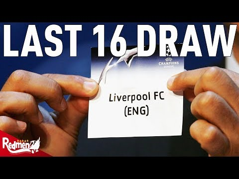 LIVERPOOL V BAYERN MUNICH! | Champions League Last 16 Draw Reaction LIVE