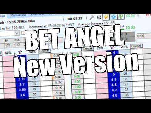 Bet Angel Version 1.47 Released