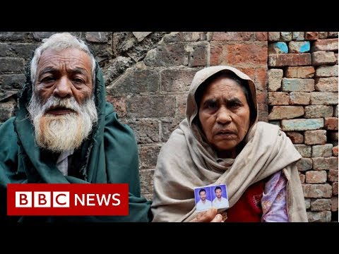 India Citizenship Act protests: 'Our son was shot dead by police' – BBC News