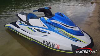 10. Yamaha VXR (2019-) Test Video - By BoatTEST.com