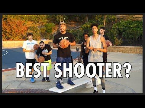 BEST TRUE SHOOTER CHALLENGE!! (Shooting Under Pressure)