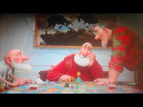 Arthur Christmas: Christmas The Board Game Scene