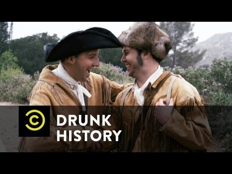 Drunk History: Lewis and Clark