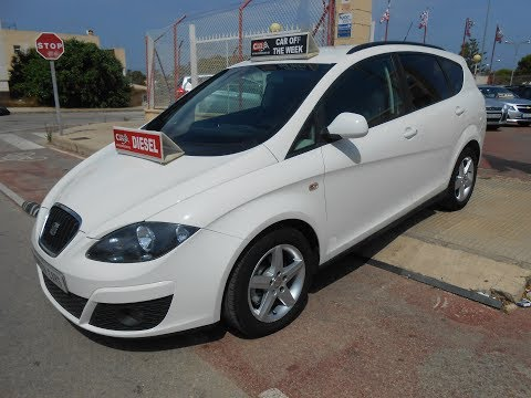 Ver vídeo Seat ALTEA XL 1.6TDi REFERENCE ECO