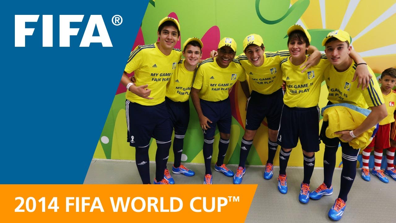 2014 FIFA World Cup - adidas Youth Programme