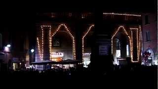 Luminara - Pisa 2009