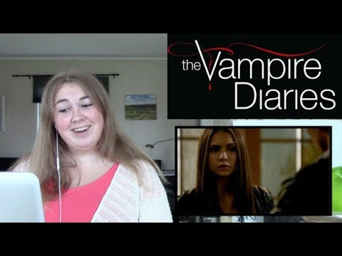 The Vampire Diaries season 1 episode 6 REACTION Lost girls