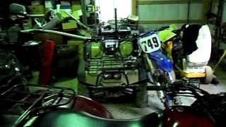 9. Kawasaki 360 Prairie