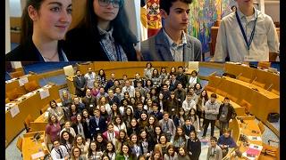 6 Jovens Deputados representam São Jorge no Parlamento Regional